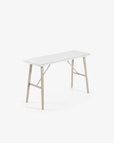 Aruna extendable console table 130 x 45 (90) cm