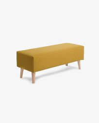Cover bench Dyla mosterd