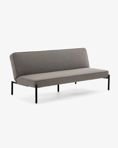 Sofá cama Nelki 190 cm gris