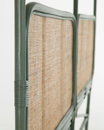 Hoofdbord Margaret 170 x 120 cm groen