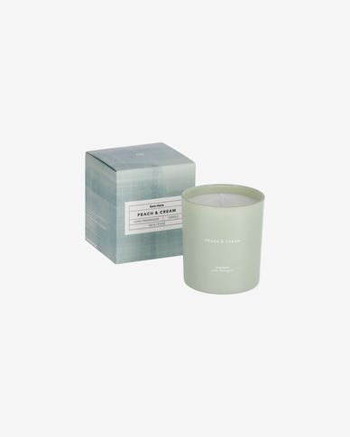 Peaches & Cream scented candle 150 g