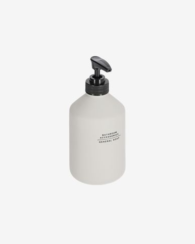 Lali white soap dispenser