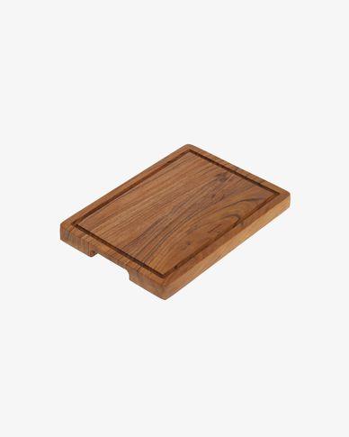Taula de servir Zipa fusta massissa acàcia