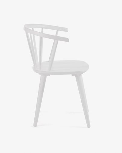 White Trise chair