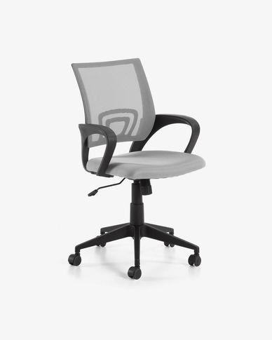 Cadira d'oficina Rail gris
