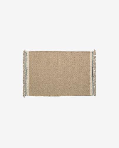Tapis Nam 60 x 90 cm beige