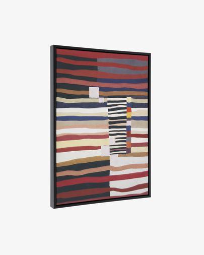 Djelia painting 50 x 70 cm