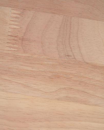 Kinderkruk Dilcia in massief rubberhout 31 cm hoog