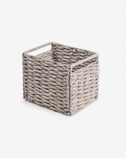 Words basket white