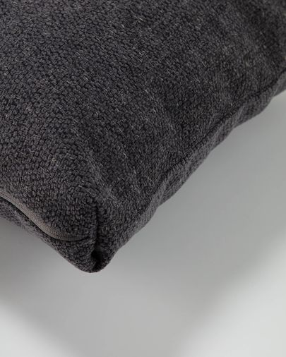 Galene grijs kussenhoes 30 x 50 cm
