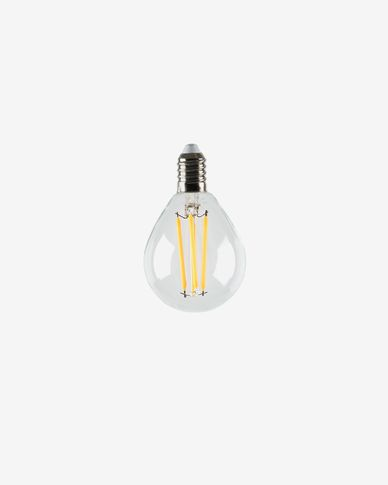 Halogeen LED-lamp E14 van 4W en 45 mm warm licht