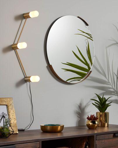 Tafellamp of wandlamp Badra