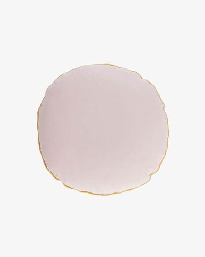 Fresia Kissenbezug rosa Ø 45 cm