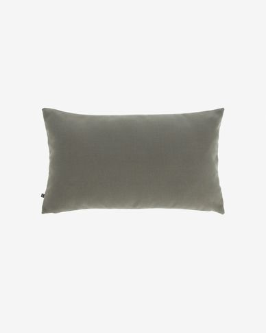 Kussenhoes Nedra 30 x 50 cm grijs