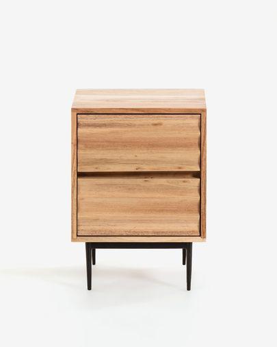 Delsie 40 x 55 cm bedside table