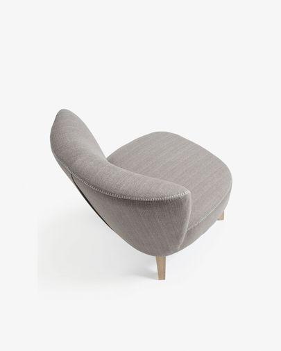 Brown Min armchair