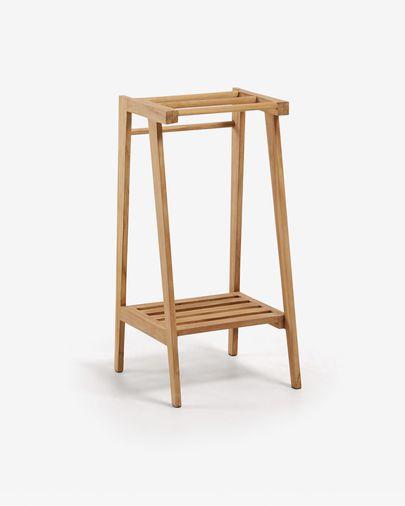Toalheiro Kuveni madeira maciça de teca