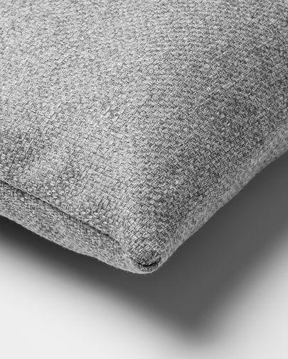 Fodera per cuscino Kam 30 x 50 cm chrono grigio chiaro
