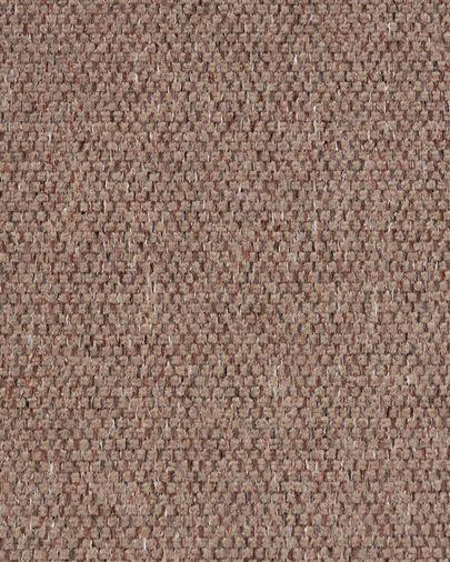 Pink Blok 4 seater corner sofa 320 x 230 cm