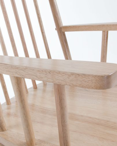 Cadeira de baloiço Tenzo natural