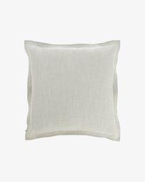 Poszewka na poduszkę Maelina  60 x 60 cm biała