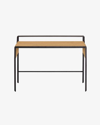 Oak wood Nadyria Desk 120 x 55 cm