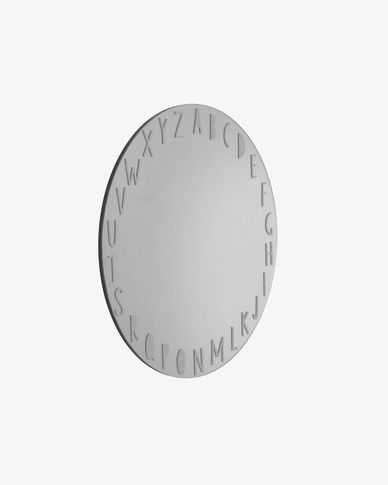 Specchio rotondo da parete Keila Ø 50 cm