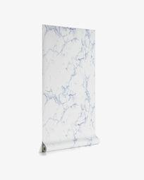 Marbela 10 x 0,53 m Tapete, blau