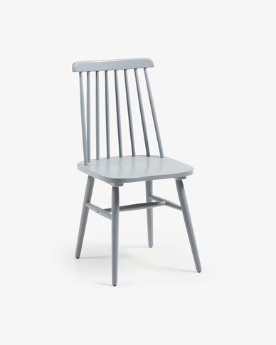 Chaise Tressia gris