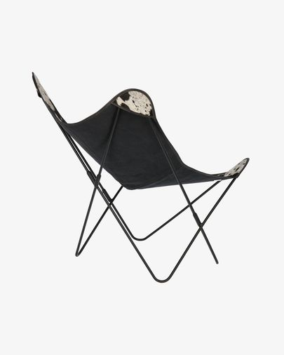 Cowhide Fly chair