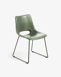 Zahara groene stoel