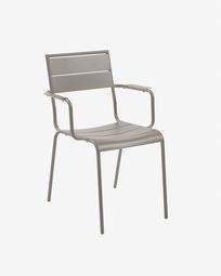 Cadira Advance grisa mat