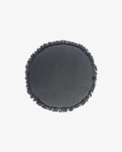 Clarice Kissenbezug blau Ø 45 cm
