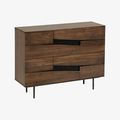 Wooden chests of drawers