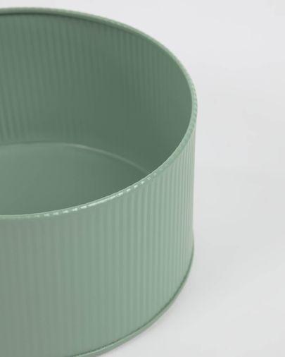 Caja grande Quelia verde