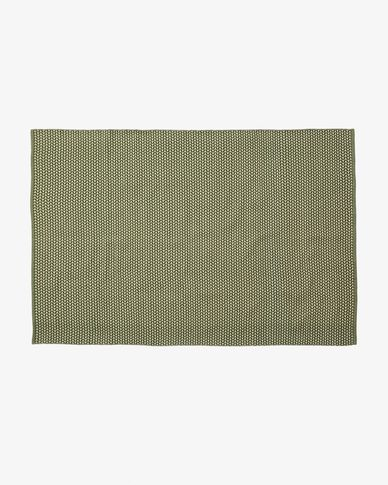 Atmosphere rug 130 x 190 cm green