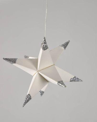 Set Belalia de 3 estrelles penjants decoratives