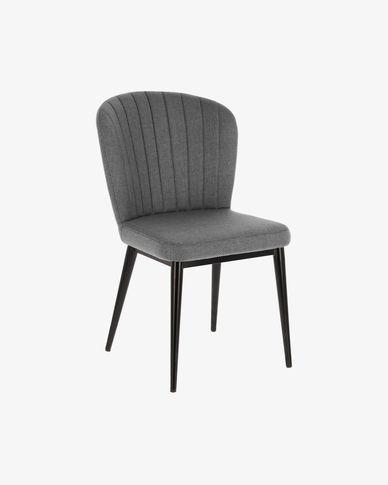 Cadira Madge gris clar