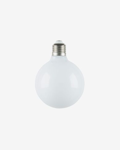Halogeen LED-lamp E27 van 6W en 95 mm neutraal licht