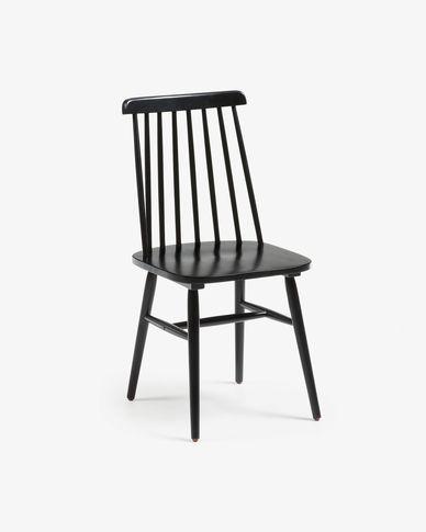 Cadira Tressia negre
