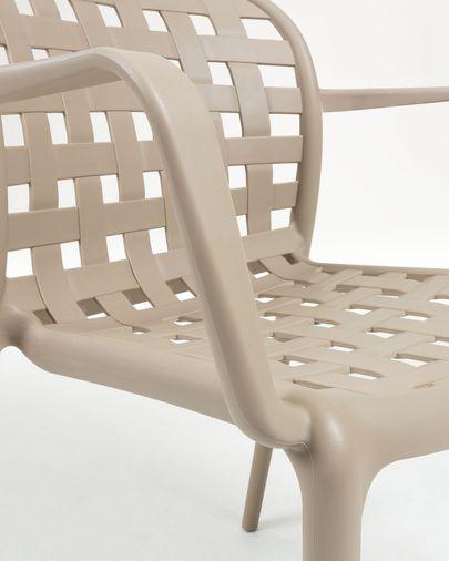 Cadeira Isa bege