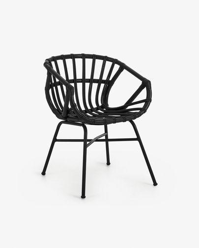 Cadira Kaly negre