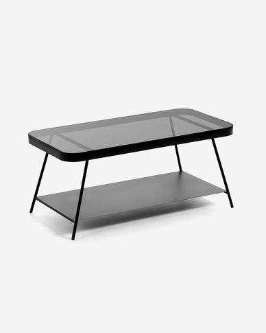 Tavolino da caffè Duilia 90 x 45 cm