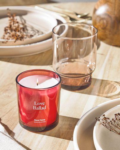 Bougie parfumée Love Ballad