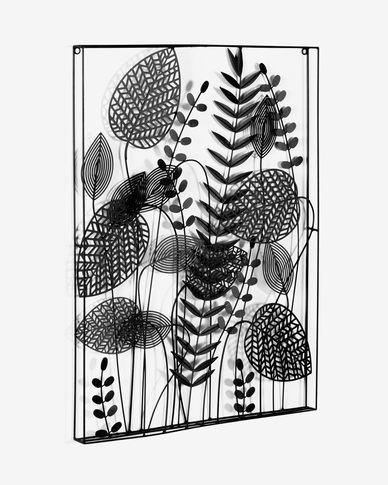 Tableau métallique Denecia 61 x 81 cm