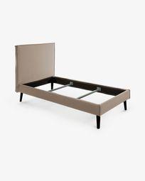 Bed Venla 160 x 200 cm bruin