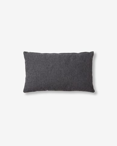 Poszewka na poduszkę Kam 30 x 50 cm grafit