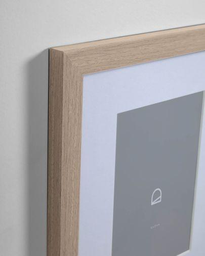 Luah light picture frame 39 x 49 cm