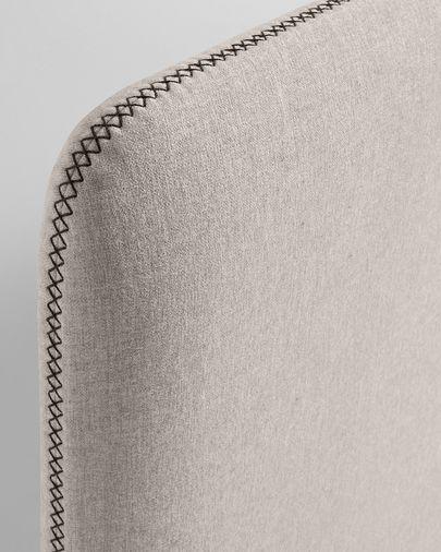 Testiera letto Dyla 108 x 76 cm beige