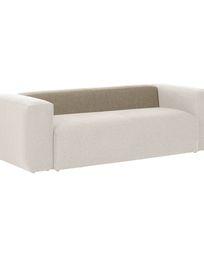 Blok Sofa, rugleuning 150, beige